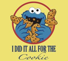 Did It All For the Cookie Kids Clothes