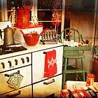 Once Upon a Time There Was a Kitchen....  by Nadya Johnson