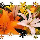 Memories of Spring ~ Lilies by SummerJade