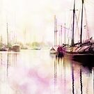 Northern Harbor  by artsandsoul