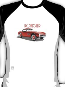 1955 BMW 507 Roadster - Red T-Shirt