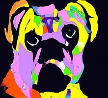 Sad Pug:Can We Be Friends? by Saundra Myles