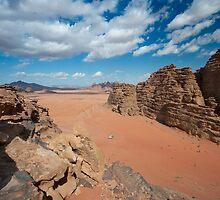 Wadi Rum by PhotoBilbo