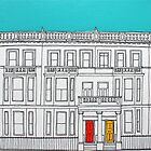London Terrace by Adam Regester