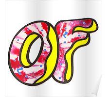 Odd Future Donut  Poster