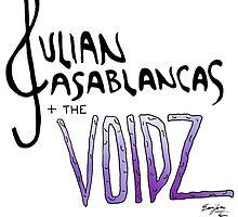 Julian C + The Voidz by emmilotta