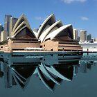 Sydney Opera House by GeorgeOne