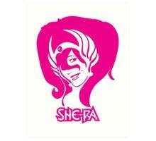 I am She-Ra! Art Print