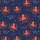 Octopus by Andrea Lauren by Andrea Lauren