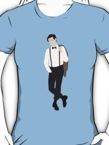Eleventh Doctor Who - Matt Smith Minimalist T-Shirt