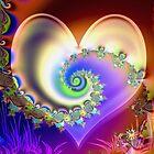 Shining Heart by Brian Exton