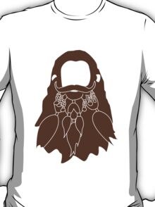 Gloin's Beard T-Shirt