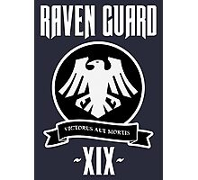 Raven Guard XIX - Warhammer Photographic Print