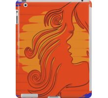 Sun Kissed Girl iPad Case/Skin