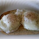 Poached Eggs by kkphoto1