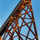 Towering Trestle by Kenneth Keifer