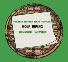 TMNT: Now Hiring by sayers