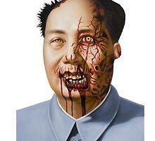 Zombie Mao by Frogpen