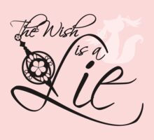 The Wish is a Lie Kids Clothes