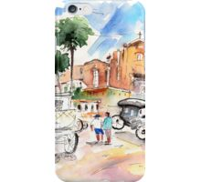 Vintages Vehicles In Noto iPhone Case/Skin