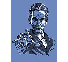 The Doctor Photographic Print
