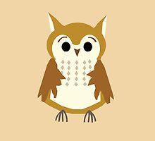 Funky Owl by JoshCooper