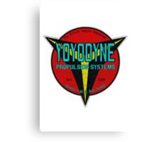 Yoyodyne Propulsion Systems Canvas Print