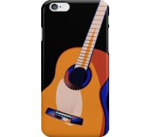 Guitar of Colors iPhone Case/Skin