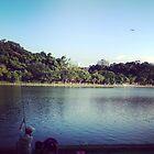 fishing by 黃 黃