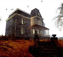 The house on the hill by GSwindlehurst