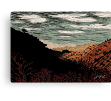 Phantom Horse Valley Canvas Print