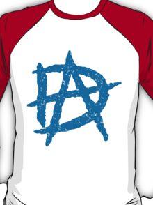 DA Anarchy Blue T-Shirt