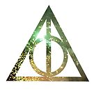 Deathly Hallows (Green) by Winter Enright