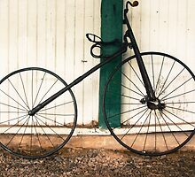 1890 Velocipede  by ArtbyDigman