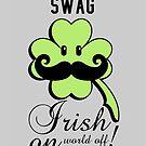 St Patrick: Irish on by vivendulies