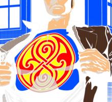 The Last Son of Gallifrey Sticker