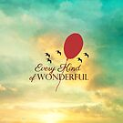 Every Kind Of Wonderful by Nicola  Pearson