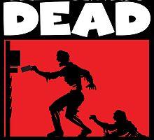 The Working Dead Zombies by DesignsbyKen