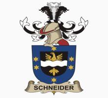 Schneider Coat of Arms (Austrian) by coatsofarms