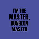 Dungeon Master by TWCreation