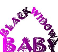 BLACK WIDOW BABY by grumpy4now