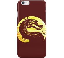 Mortal Kombat Dragon iPhone Case/Skin