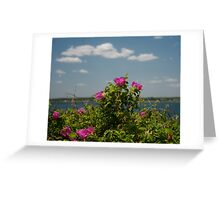 Against the Sky Greeting Card