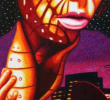 Kandi Darling Metamorphosis in Sharpie Sticker
