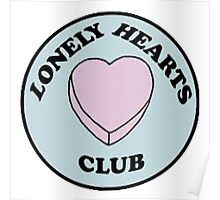 lonely hearts club Poster