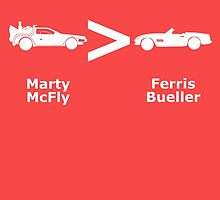 McFly > Bueller by Endovert