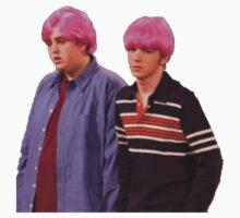 Drake and Josh by DeerHoney