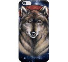 Wolf Spirit - Ken Mills Art iPhone Case/Skin