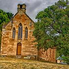 Hartley Historic Village # 3 - Hartley NSW - The HDR Experience by Philip Johnson