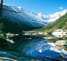 Mills Lake by Eric Glaser